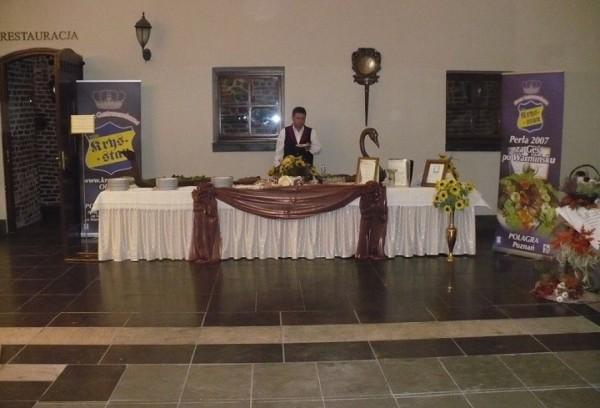 przjeęia weselne Olsztyn Kry-stan